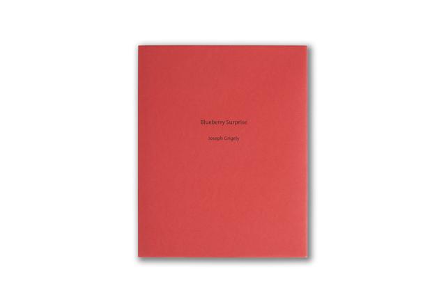 Joseph Grigely, 'Blueberry Surprise', 2006, mfc - michèle didier