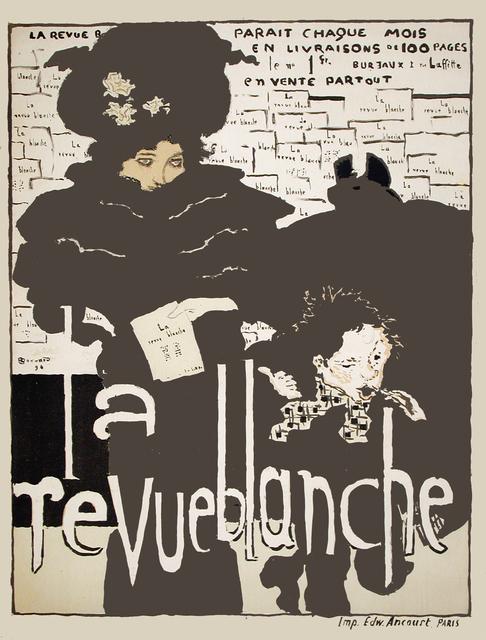 , 'La Revue Blanche,' 1894, Omnibus Gallery