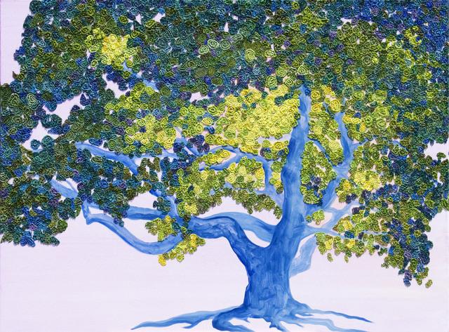 , 'Kaleidoscope Oak,' , Fabrik Projects Gallery
