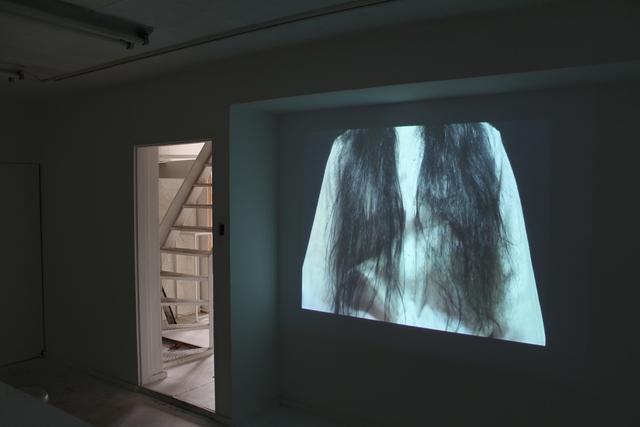 , 'Hair brushing,' 2013, Yodo Gallery