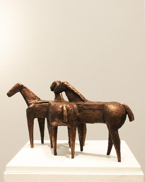 , 'Horses,' 1960, Galerie Andreas Binder