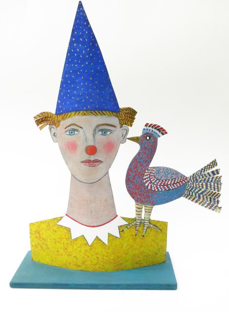 , 'Clown à l'oiseau,' 2015, Modernism Inc.