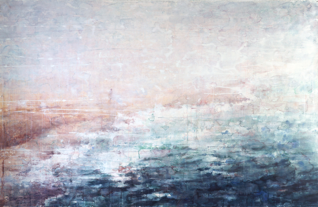 Ekaterina Smirnova, 'At the Ocean's Edge', 2015, Villa del Arte Galleries