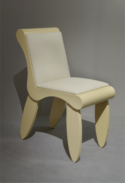 ", '""Betty"" set of 6 chairs,' 1988, Mouvements Modernes"