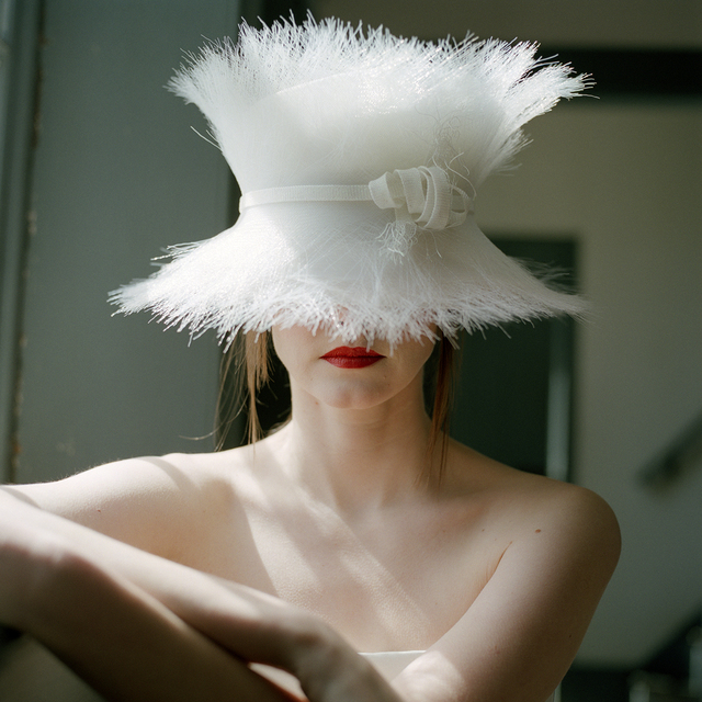 , 'Woman in White Hat,' 2005, Gilman Contemporary