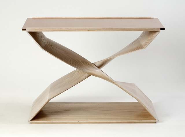 , 'Sculptural Hand Carved Side Table,' 2014, Maison Gerard