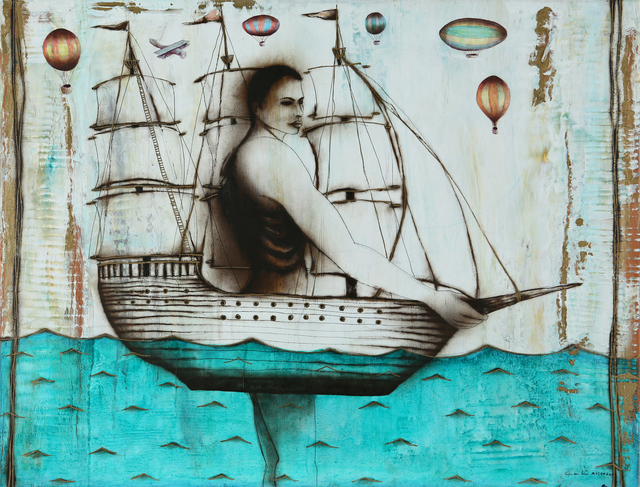 Humberto Castro, 'Navegante', 2017, Latin Art Core