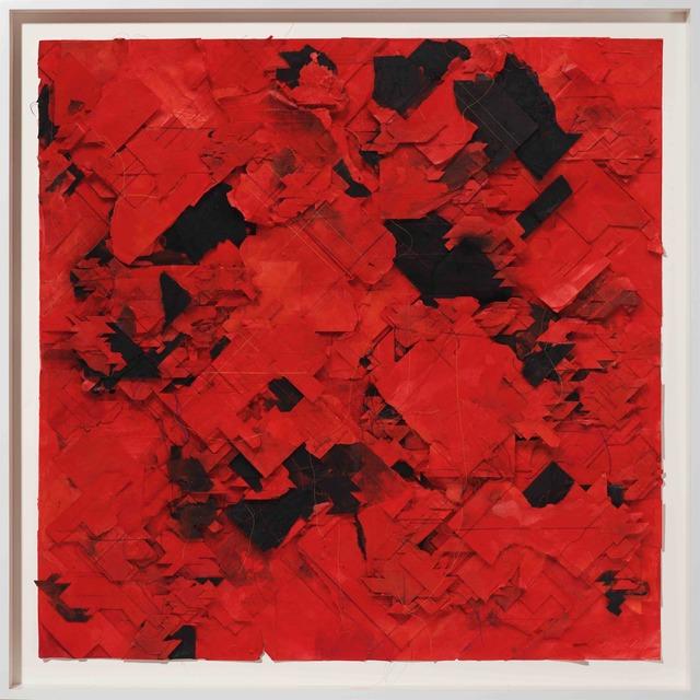 , 'Threads ,' 2018, Galerie Ron Mandos