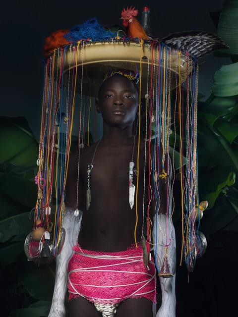 Namsa Leuba, 'Azaca', 2017, Art Twenty One