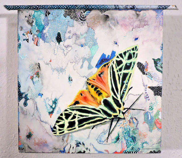 , 'Tiger Moth,' 2015, Ro2 Art