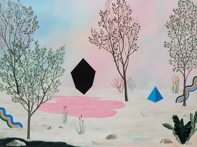 , 'Landscape Inside You No.2,' 2017, parts gallery