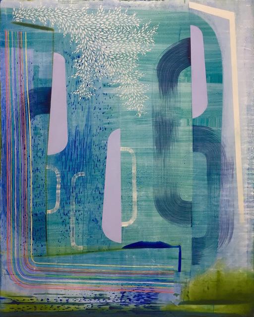 , 'Deeper Still,' 2018, Adah Rose Gallery