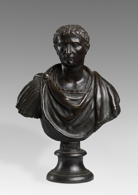 , 'Bust of Tiberius,' Second Half 16th Century, Benjamin Proust Fine Art Limited
