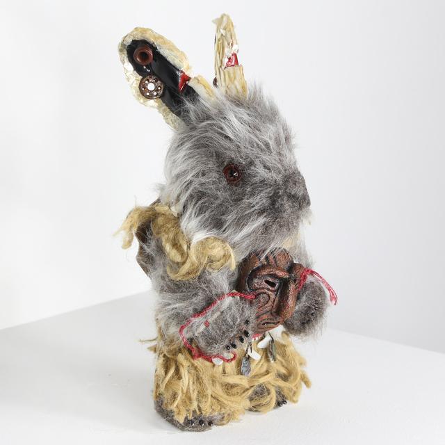 Tomoyasu Murata, 'Rabbit God', 2017, Mixed Media, GALLERY MoMo