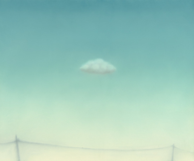 , 'Cloud and Power Line,' 2013, CK Contemporary
