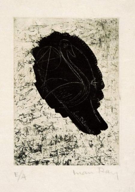 , 'Ritratto di Lautreamont,' 1962, Gallery AM MEER