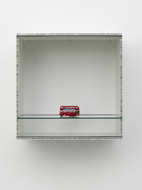 , ' Untitled (double decker bus),' 2013, White Cube