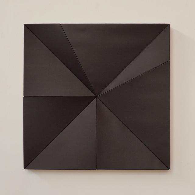 , 'Cross Over Cross Black,' 2016, dr. julius | ap