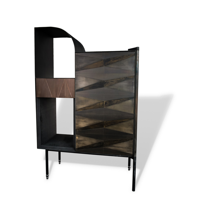 , 'Marque' Console, storage cabinet,' 2016, Matter of Stuff