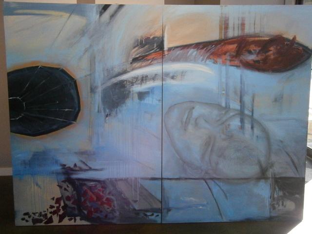 Milan Heger, 'Energy (Diptych)', 2011, Archangel Gallery