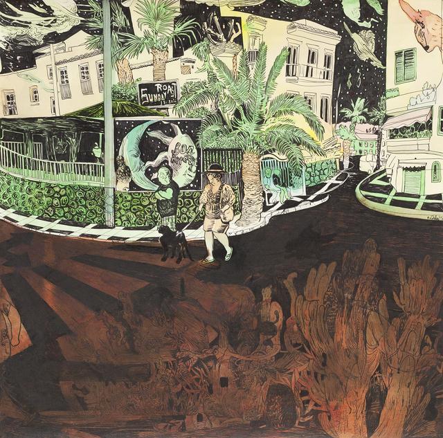 , 'Crepuscular Tales #9,' 2017, Galleri Magnus Karlsson