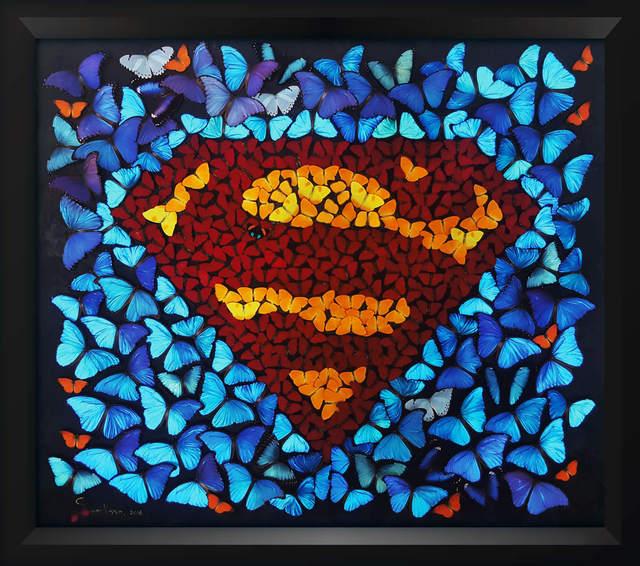 , 'Superman,' 2016, Eden Fine Art