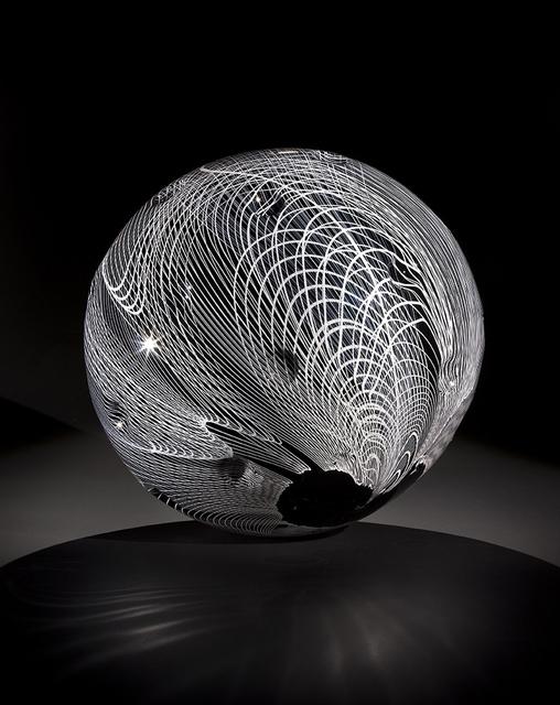 , 'Cosmos Orb,' 2017, Blue Rain Gallery