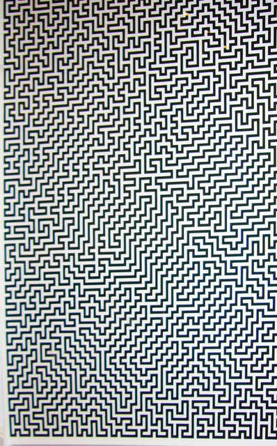 , 'Single-Line Labyrinths 3,' 2007, Collectors Contemporary
