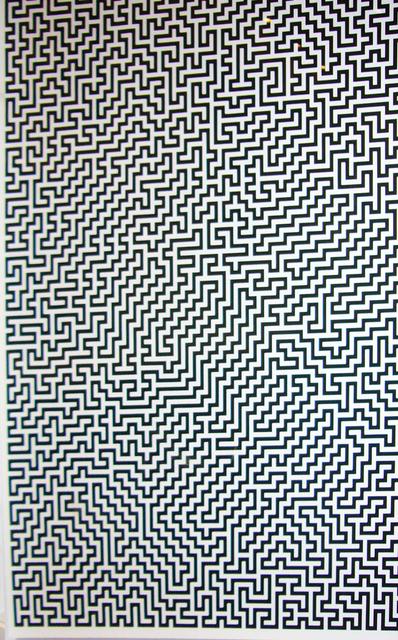 Ignacio Uriarte, 'Single-Line Labyrinths 3', 2007, Collectors Contemporary