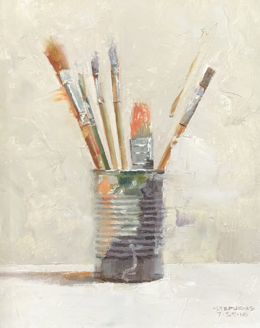 , 'Paintbrush Can,' , Sparrow Gallery