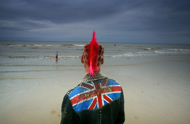 , 'UK Punk,' 2007, Getty Images Gallery