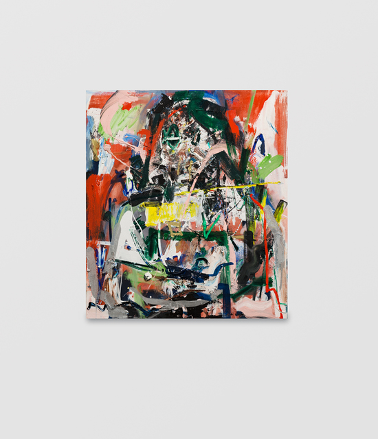 , 'Scraping Memory,' 2018, V1 Gallery