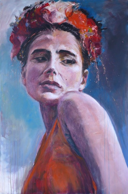 Valeria Becker, 'La Raza', 2016, Urbane Art Gallery