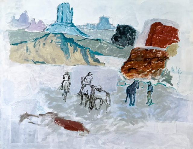 , 'Cimarron,' 2018, Artspace111