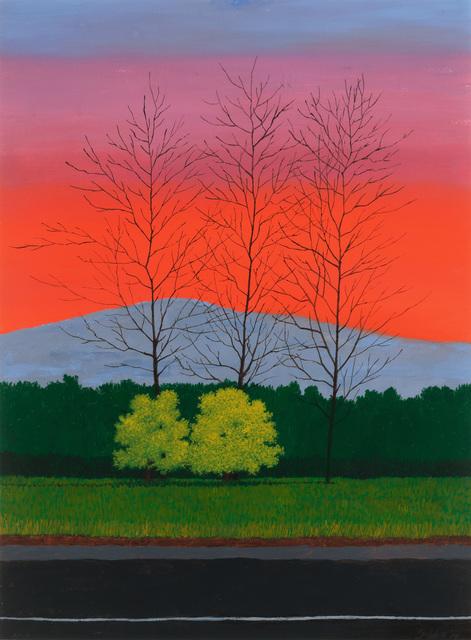 , 'Glowing Evening ,' 2014, Mac-Gryder Gallery