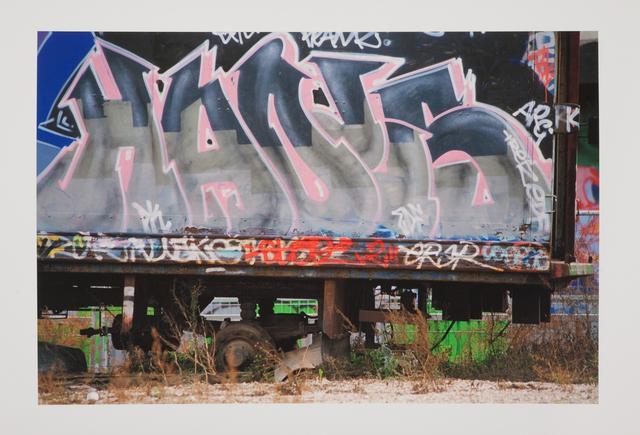 , 'Quai de Seine,' 1998, CHÂTEAU SHATTO