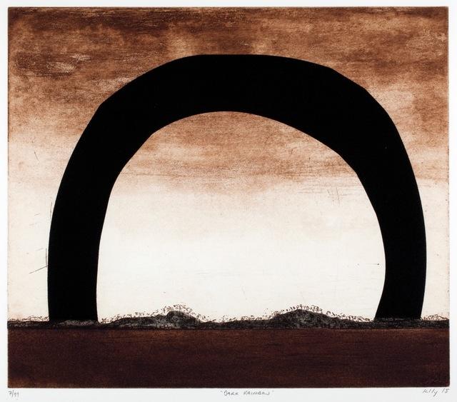, 'Dark Rainbow,' 2015, Anders Wahlstedt Fine Art