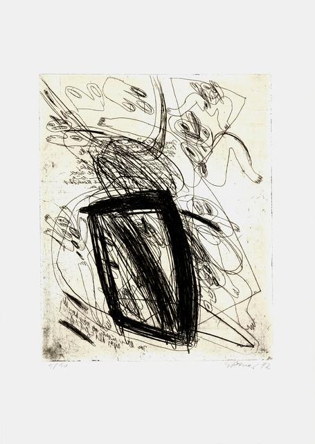 Walter Stöhrer, 'Memorabilia', 1970, Sylvan Cole Gallery