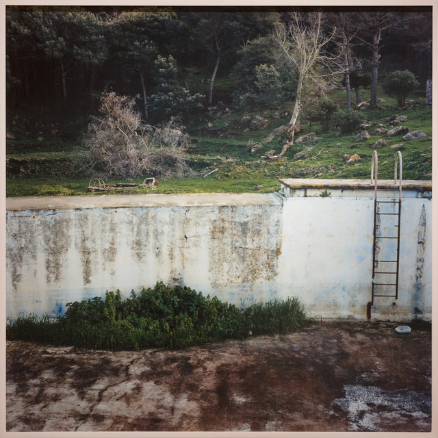 , 'Piscine du Parc Donabo (Parc Donabo Pool) Tangier,' 2009, Pace/MacGill Gallery