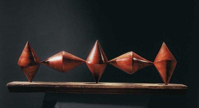 Ricardo Pascale, 'Fuerte abrazo', Undated, Sculpture, Wood sculpture, Galería de las Misiones