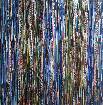 Alejandra Padilla, 'The Last Minute', 2012, Diana Lowenstein Gallery