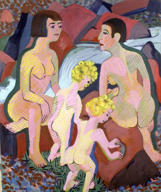 , 'Badende Frauen und Kinder,' , Henze & Ketterer