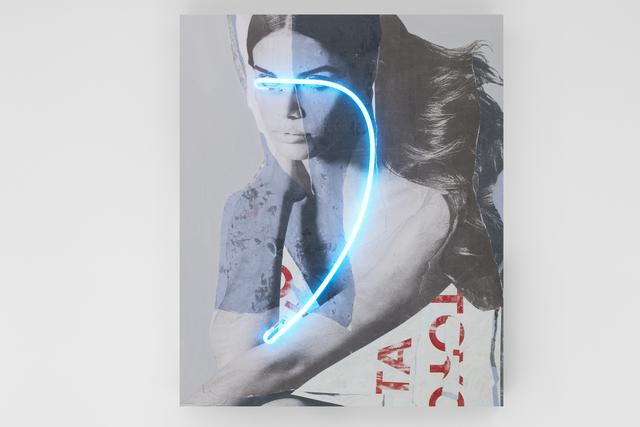 , 'Blindness Light Copyright Waste,' 2017, Valli Art Gallery