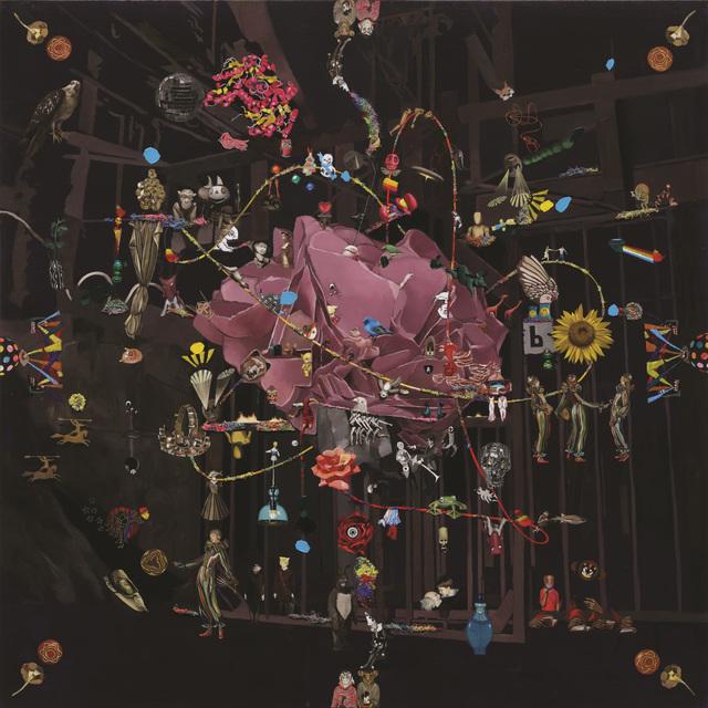 , 'Mineral Painting,' 2013, Gallery Skape
