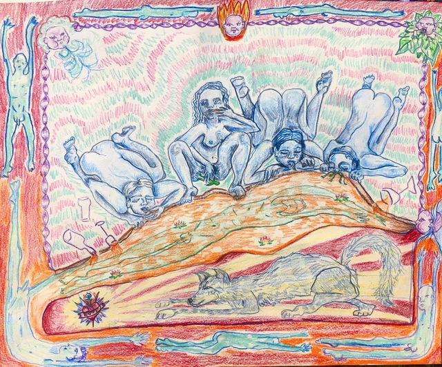 , 'Lucozade Mornings,' 2018, Aindrea Contemporary