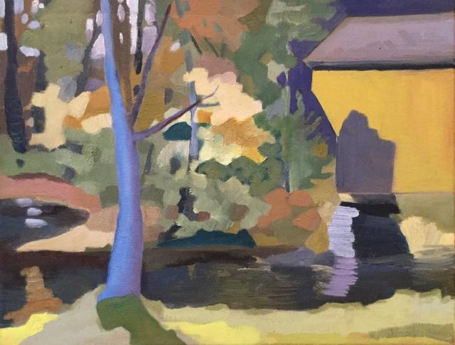 , 'Covered Bridge,' 2018, Matt Brown Fine Art