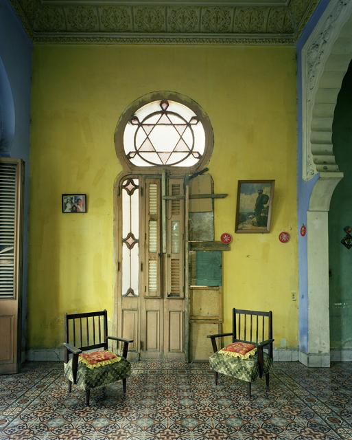 , 'Yellow Room, Havana,' 2010, Holden Luntz Gallery