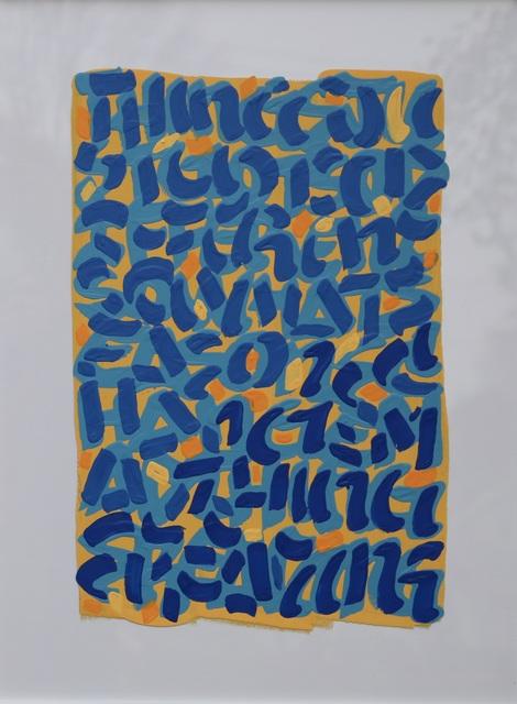 Matthew Spire, 'Different', 2019, Elizabeth Clement Fine Art
