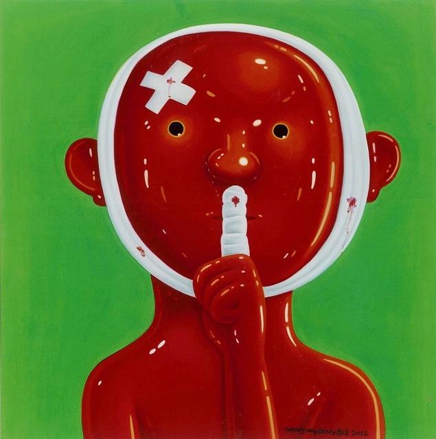 Shen Jingdong, 'Shush', 2012, Kunzt Gallery