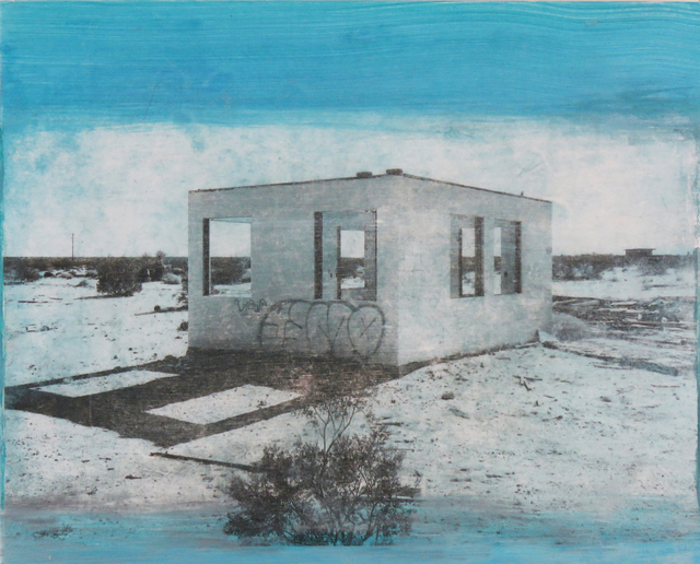 , 'Cady Cabin,' 2018, Joshua Tree Art Gallery